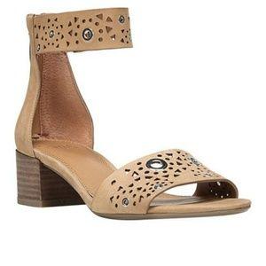 Sarto by Franco Sarto low heel ankle strap sandal